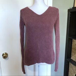 4/$20 Cotton On Long Sleeve V-neck Sweater XS